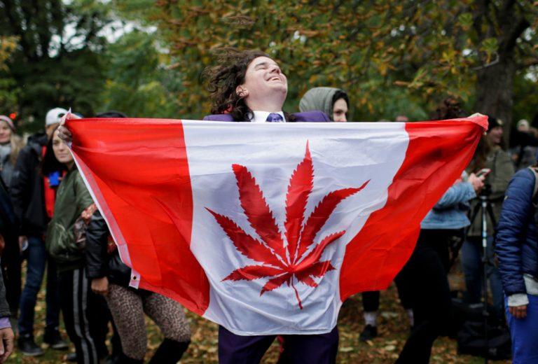 Canadá y el uso recreativo de la marihuana