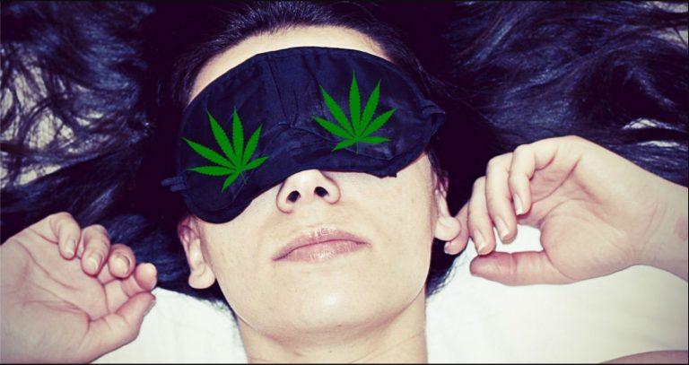 Lucha contra el Insomnio con Cannabis Marihuana para dormir