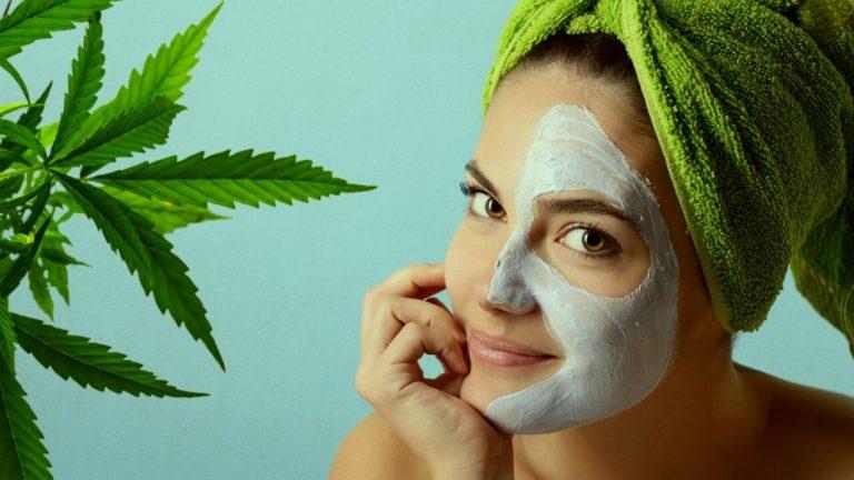 Aprende hacer una mascarilla facil con cannabis y sus beneficios