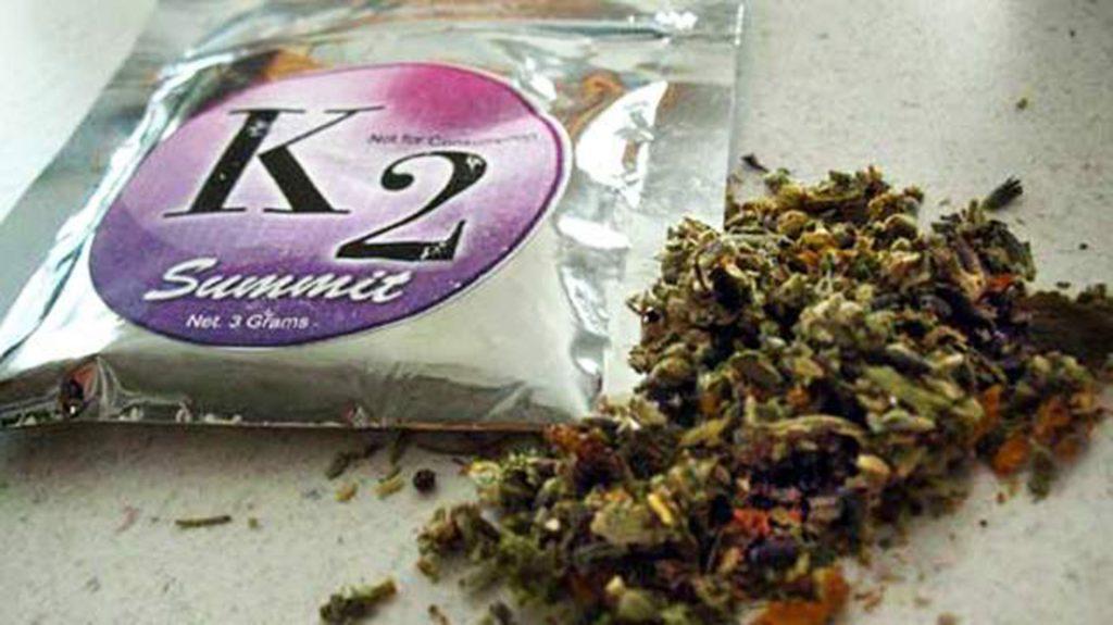 Información sobre la marihuana sintética o también conocida como K2