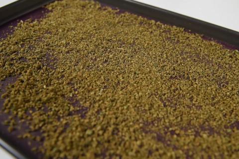 Cómo descarboxilar marihuana